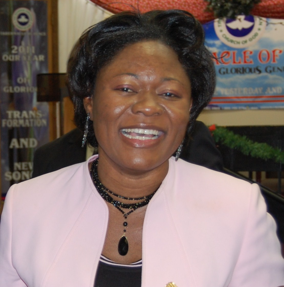 MINISTER ESTHER OLAOYE